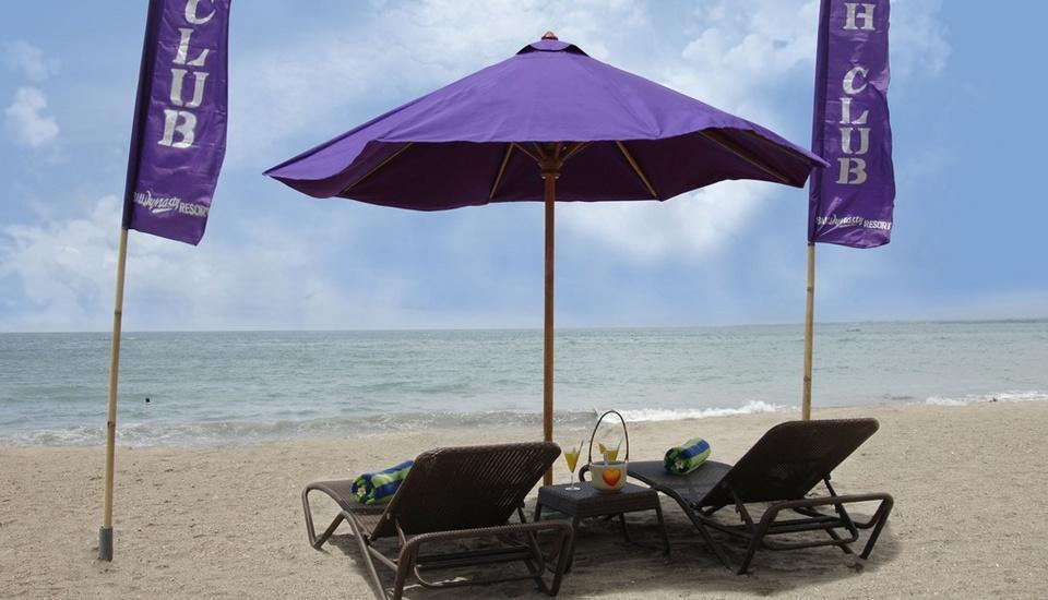 Bali Dynasty Resort Bali - Pemandangan