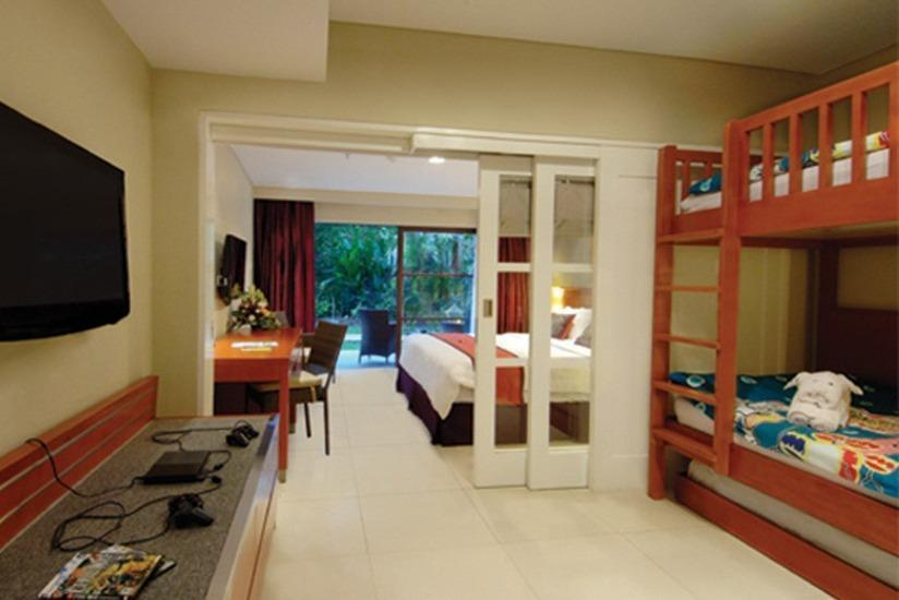Bali Dynasty Resort Bali - Kamar tamu