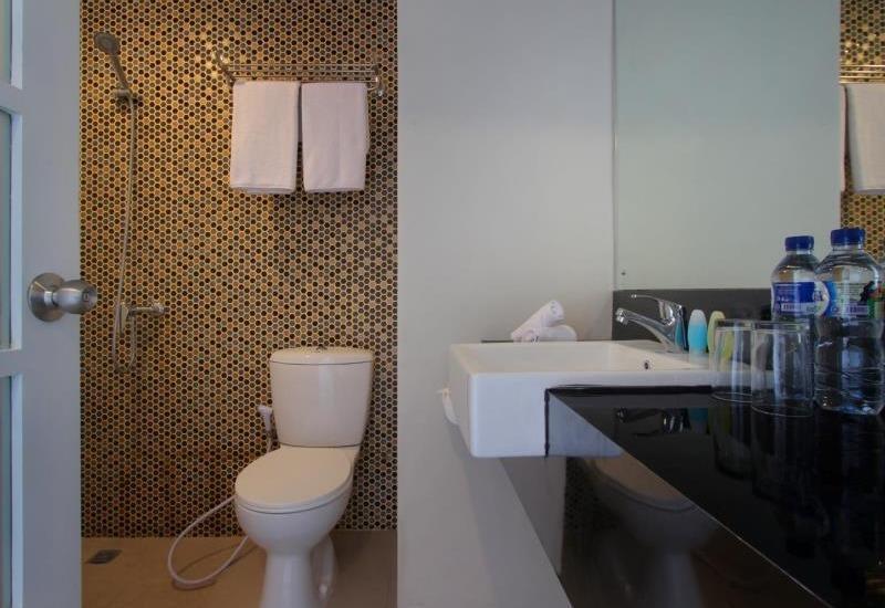 Litus Rinaya Canggu - Kamar mandi