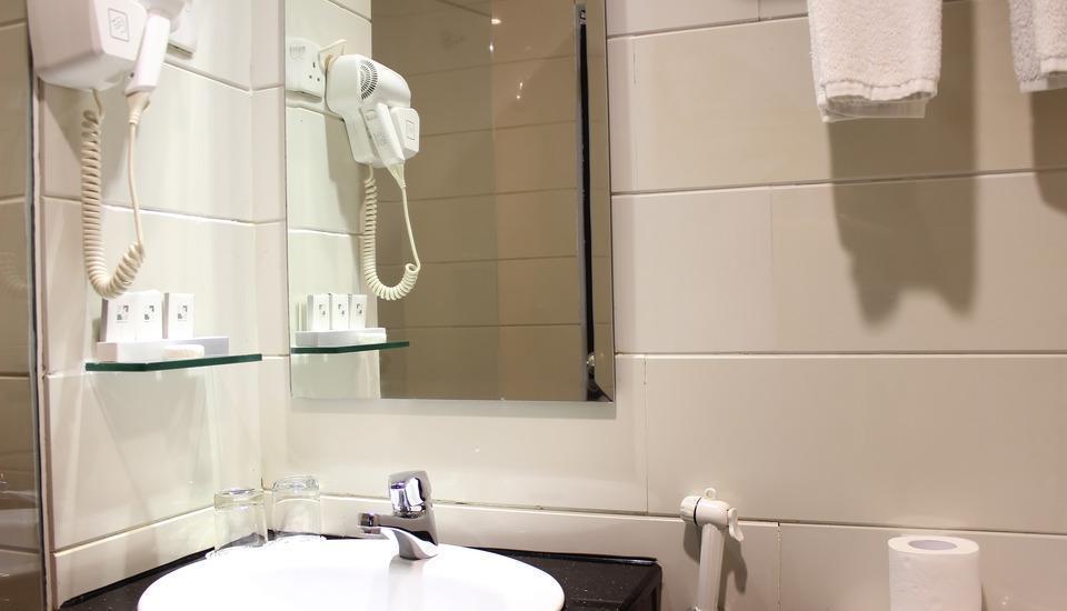 Swiss-Inn Batam - Kamar mandi