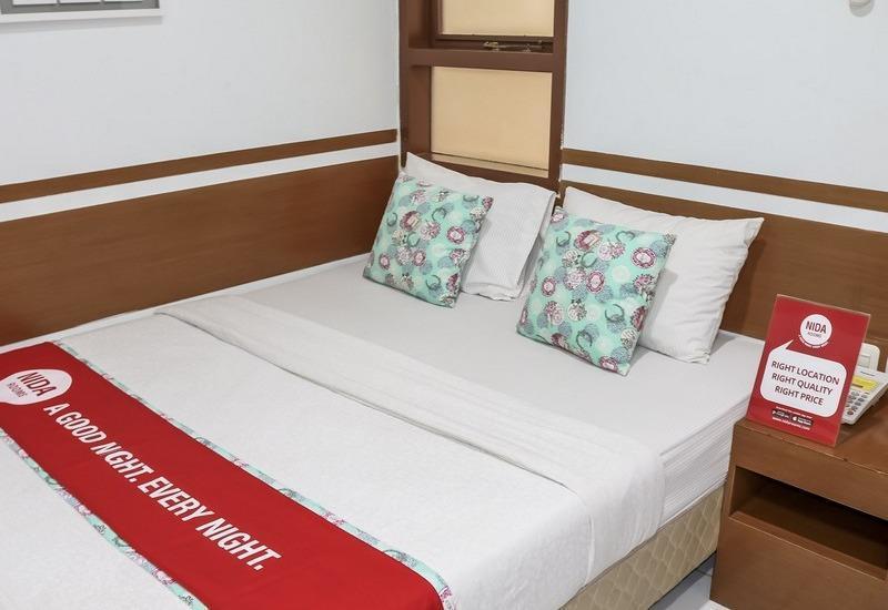 NIDA Rooms Sukajadi Bandung Railway  Babakan Jeruk 1 - Kamar tamu