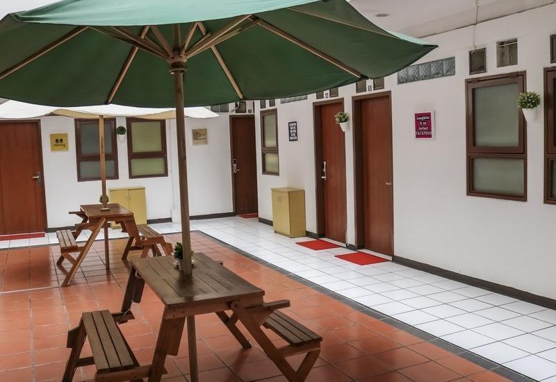 NIDA Rooms Sukajadi Bandung Railway  Babakan Jeruk 1 - Pemandangan Area
