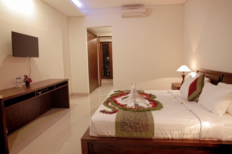 Lili House Ubud Hotel Bali - Guest Room