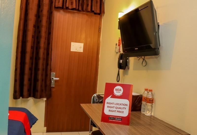 NIDA Rooms Sukajadi Bandung Railway Cassa Sukajadi - Kamar tamu