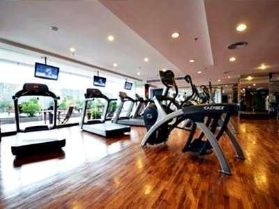 Gumaya Hotel Semarang - Fitness Center