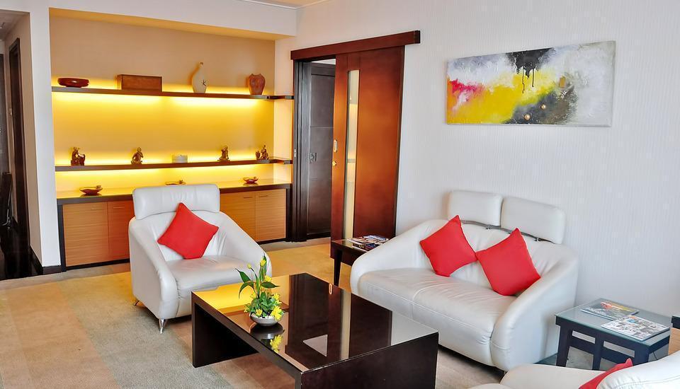 Gumaya Hotel Semarang - Royal Suite