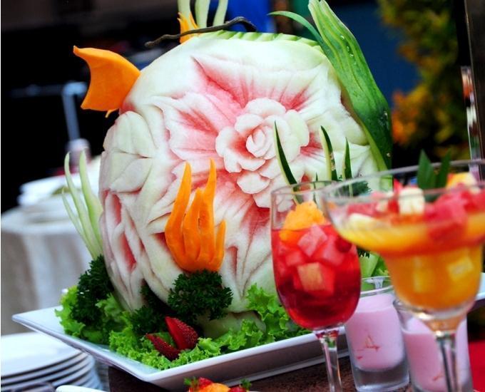 Gumaya Hotel Semarang - Meals 1