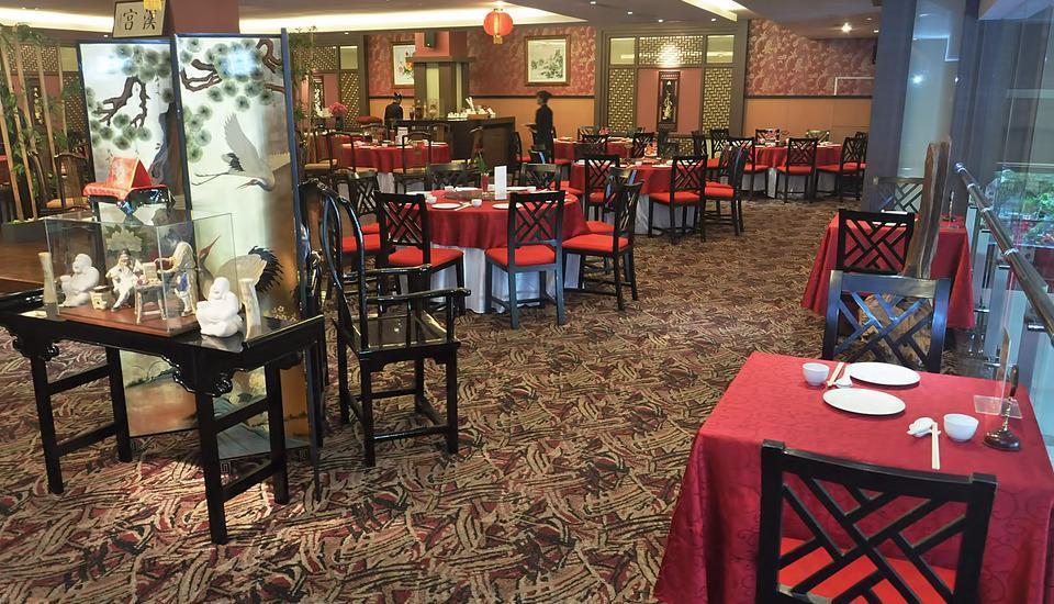 Gumaya Hotel Semarang - Chinese Resto