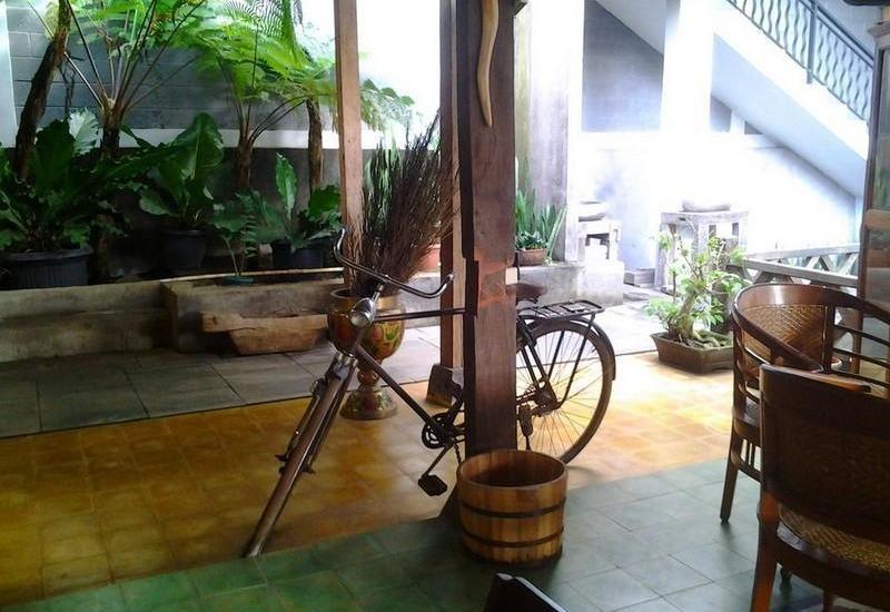 Palagan Joglo Residence Boutique Guest House Bandung - Interior