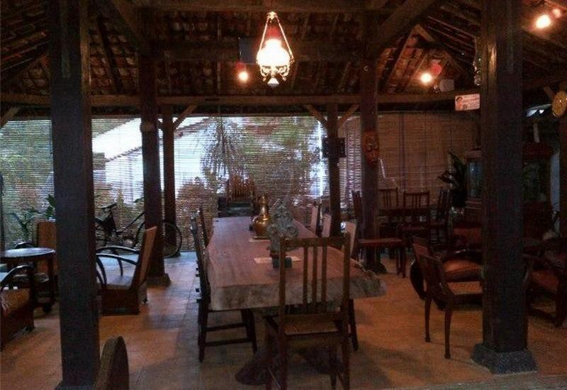 Palagan Joglo Residence Boutique Guest House Bandung - Coffee Shop