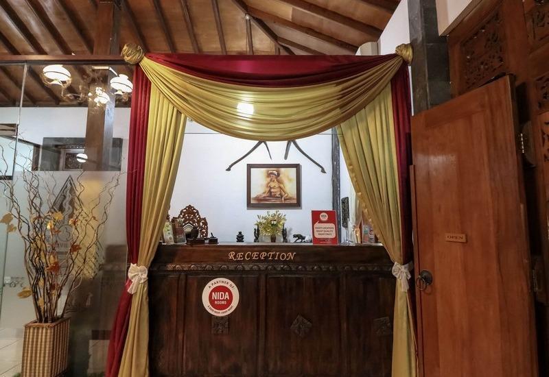 NIDA Rooms Mataram Bumi Affandi Jogja - Resepsionis