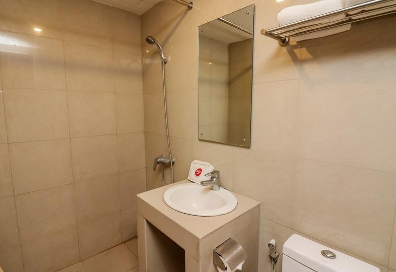 NIDA Rooms Denpasar Robinson Bali - Kamar mandi