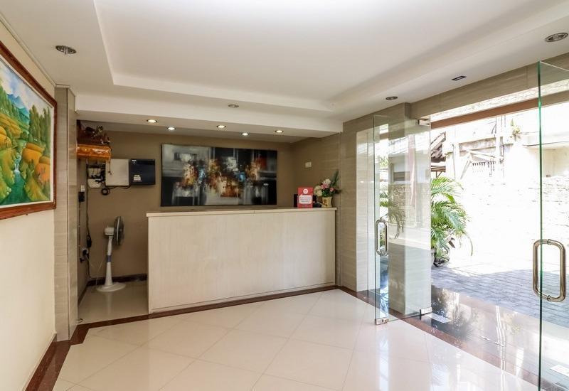 NIDA Rooms Denpasar Robinson Bali - Resepsionis