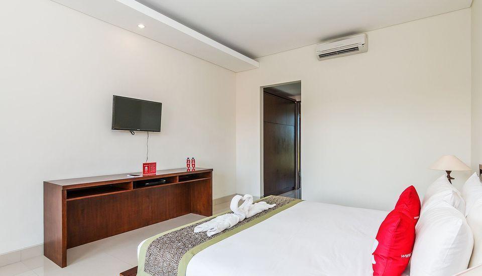 ZenRooms Pengosekan 4 Ubud - Tempat Tidur Double