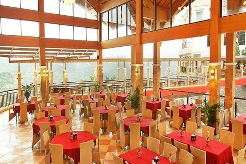 Grand USSU Hotel Bogor - Restaurant
