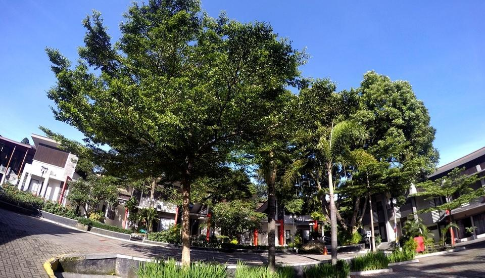Grand USSU Hotel Bogor - Hotel View