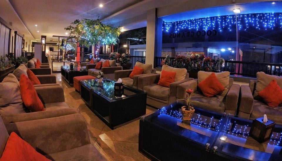 Grand USSU Hotel Bogor - Coco Granus Cafe