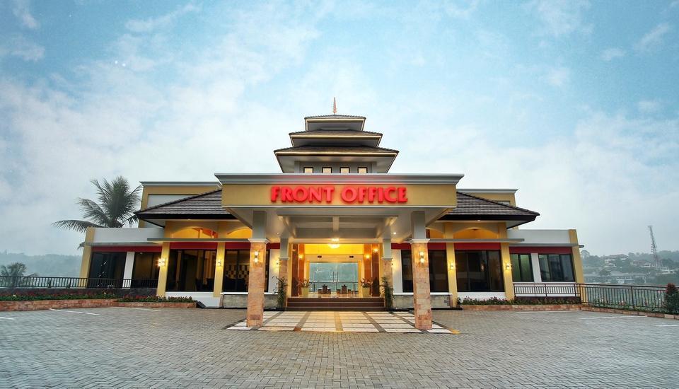 Grand USSU Hotel Bogor - Lobby