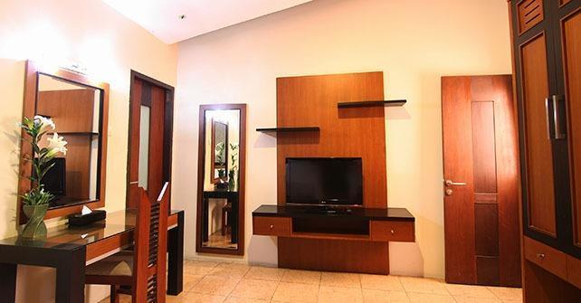 Grand USSU Hotel Bogor - Lilly Twin With Breakfast Regular Plan