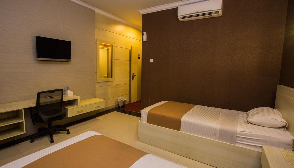 Raja Residence Hotel Jakarta - Standar Twin Raja Promo