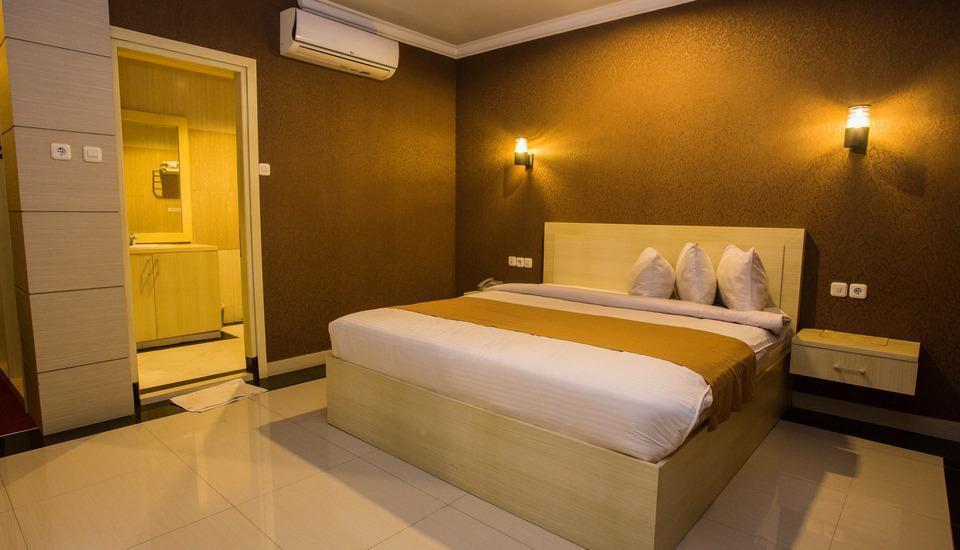 Raja Residence Hotel Jakarta - Eksekutif tempat tidur King Raja Promo