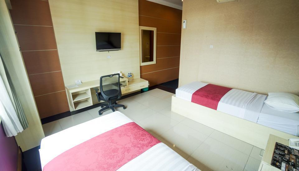 New Raja Residence Jakarta - Standard Room Only Raja Promo