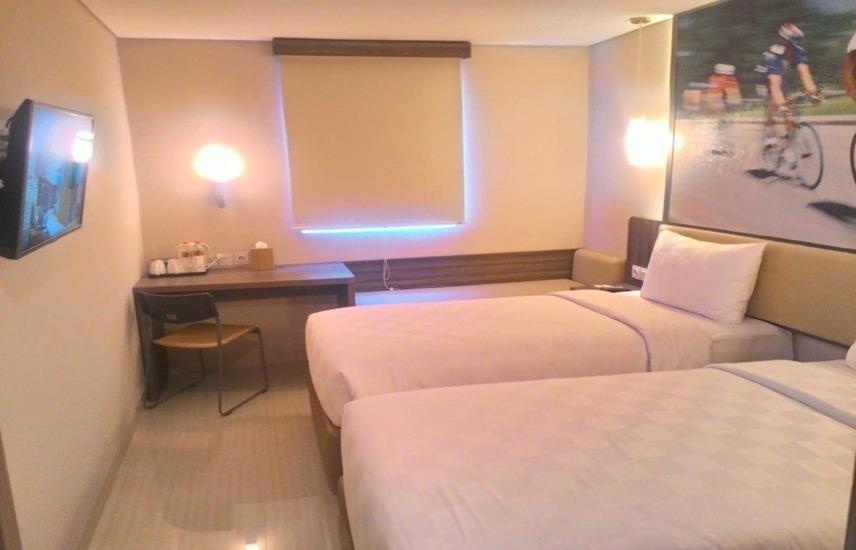 Cordela Kartika Dewi Jogja - Deluxe Twin Room Regular Plan