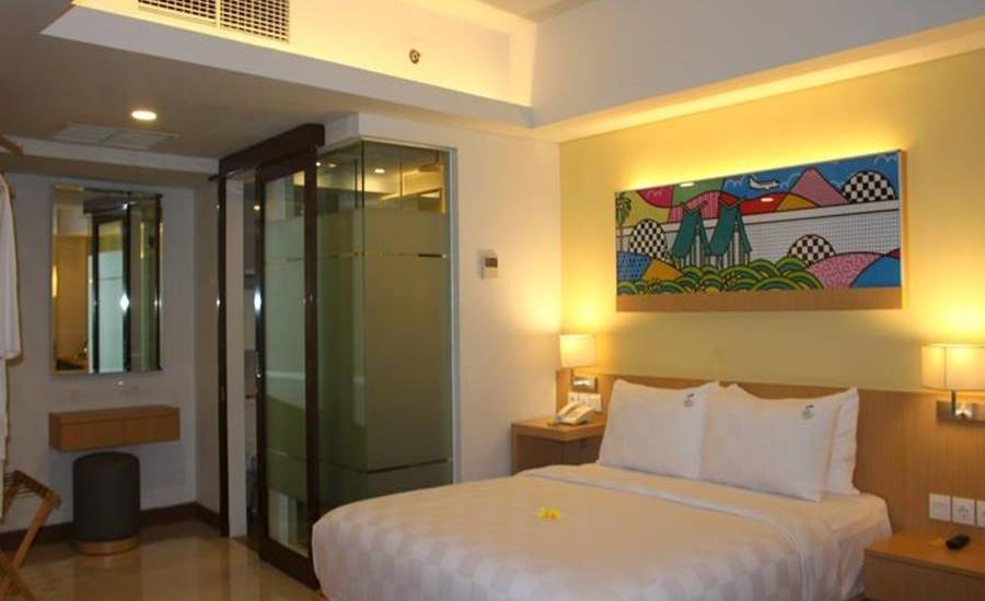 G'Sign Style Kuta Bali Bali - Eiffel Room Regular Plan