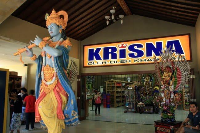 G'Sign Style Kuta Bali Bali - Krisna Oleh - Oleh