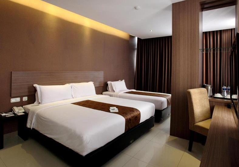 Vio Hotel Bandung - Termpat Tidur 1