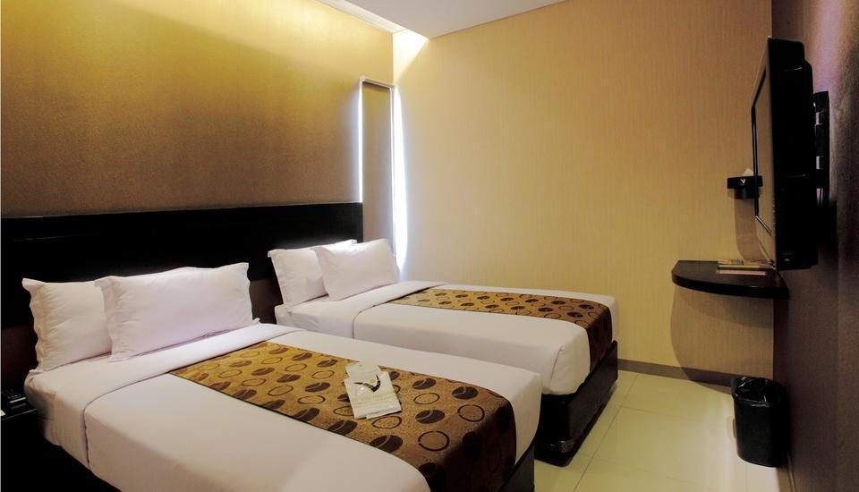 Vio Hotel Bandung - Superior Twin Bed