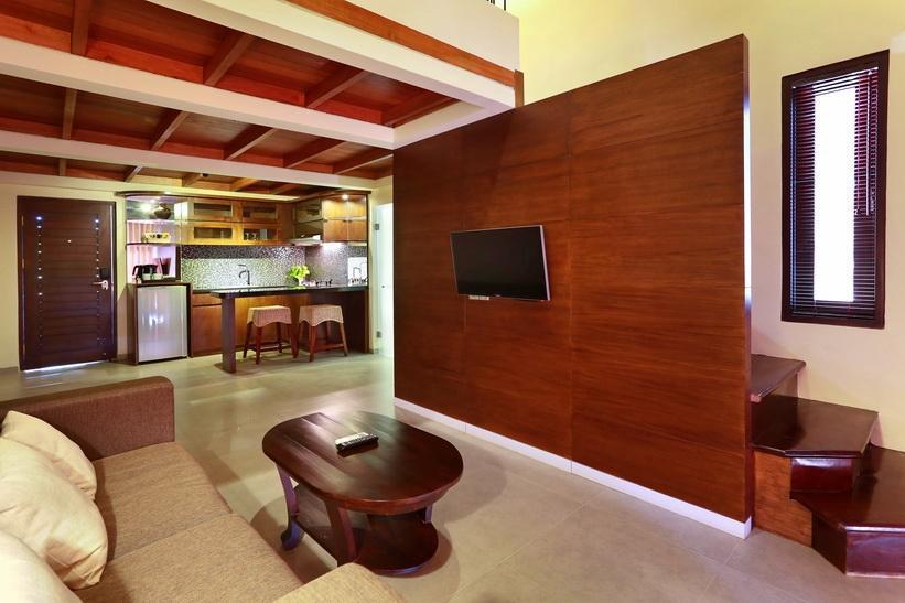 Pandawa All Suite Hotel Bali - Ruang tamu