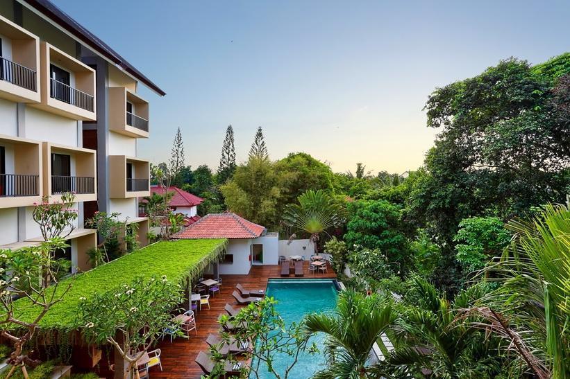 Pandawa All Suite Hotel Bali - Daerah
