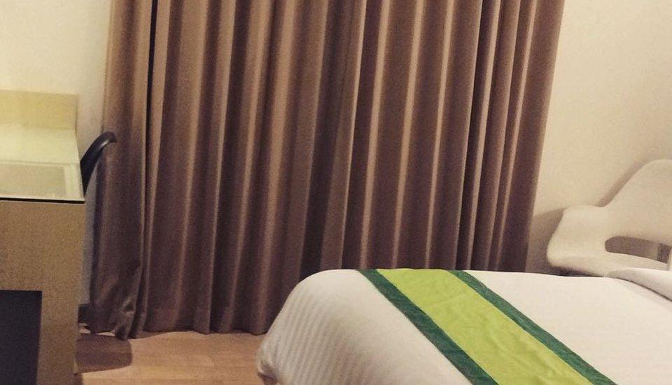 Hotel Wisata Niaga Campus Purwokerto - Guest room