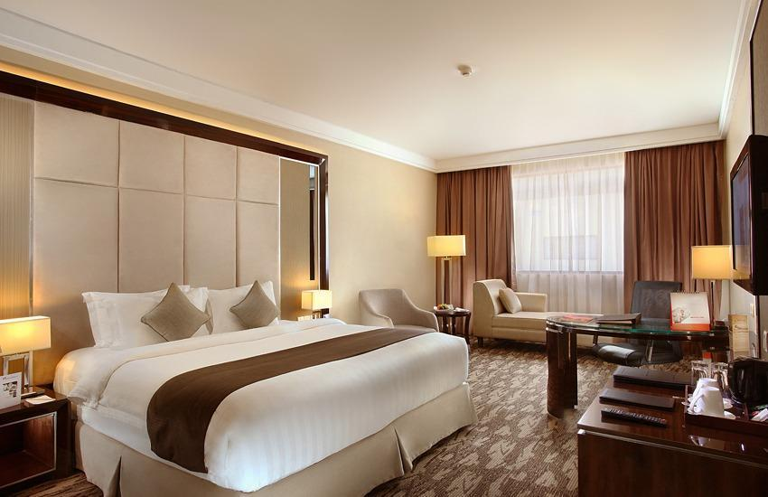 Swiss-Belhotel Harbour Bay Batam - SBHB Superior Deluxe Bedroom
