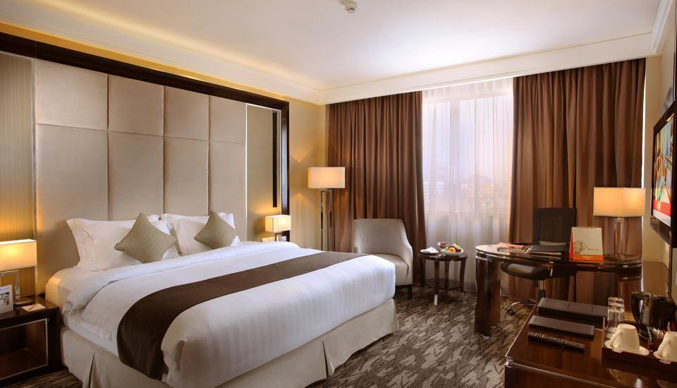 Swiss-Belhotel Harbour Bay Batam - Kamar Deluxe Regular Plan