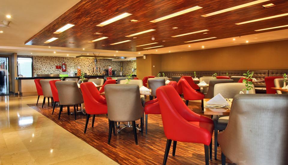 Swiss-Belhotel Harbour Bay Batam - Restaurant Swiss-Belhotel HB