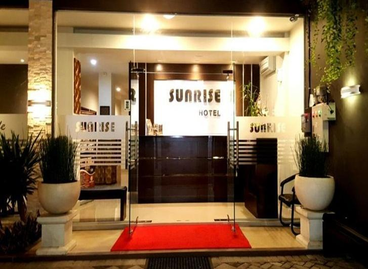 Sunrise Hotel Jombor Yogyakarta - Lobi