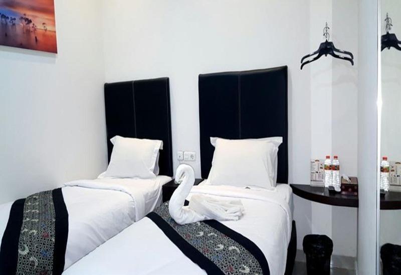 Sunrise Hotel Jombor Yogyakarta - Kamar tamu