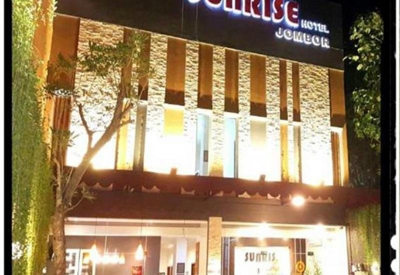 Sunrise Hotel Jombor Yogyakarta - Eksterior