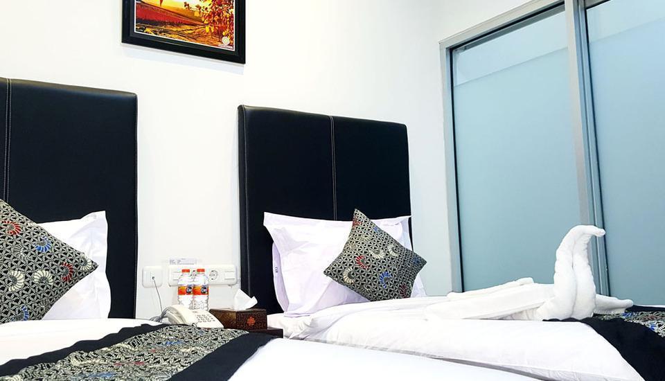 Sunrise Hotel Jombor Yogyakarta - Deluxe Room Regular Plan