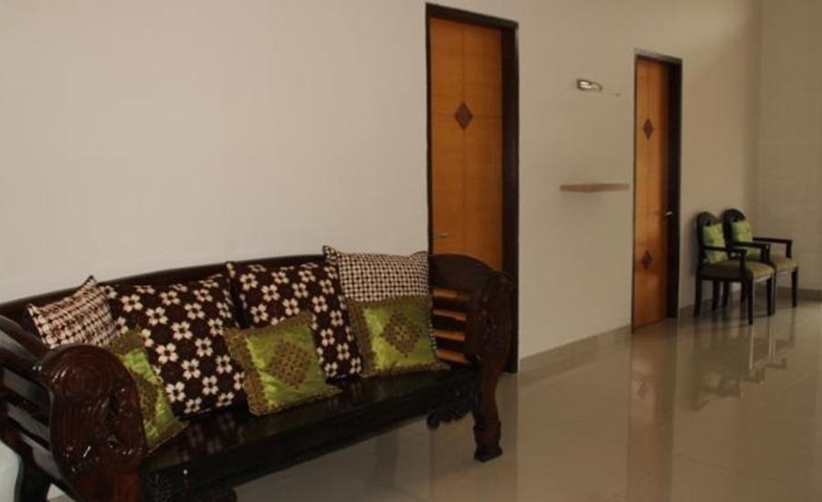 Natura Rumah Singgah Purwokerto - Interior