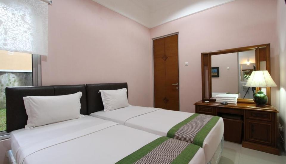 Natura Rumah Singgah Purwokerto - Kamar tidur