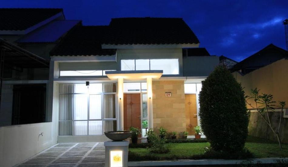 Natura Rumah Singgah Purwokerto - Bungalow 2 kamar