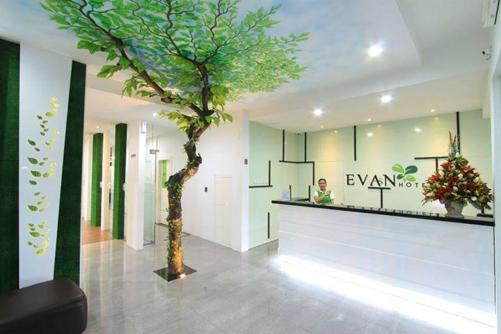 Evan Hotel Jambi - Lobby