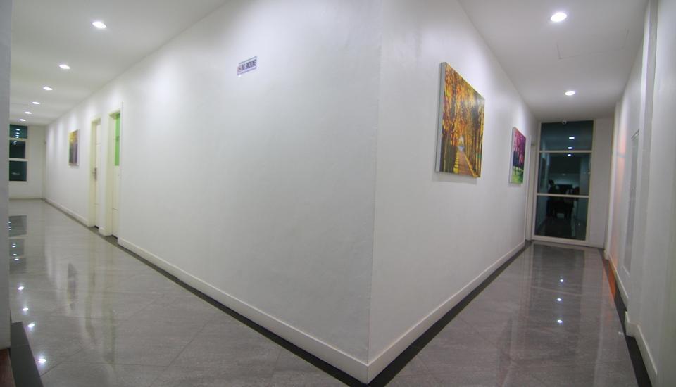 Evan Hotel Jambi - Corridor