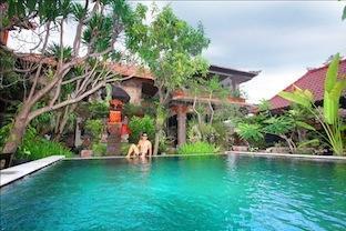 Pendawa Gapura Hotel Bali - Kolam