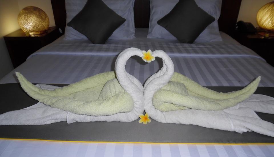 Melati Resort & Hotel Kuta Lombok - Kamar tamu