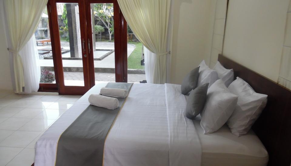 Melati Resort & Hotel Kuta Lombok - Deluxe Room Regular Plan