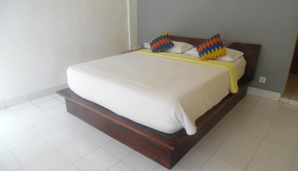Melati Resort & Hotel Kuta Lombok - Guest room
